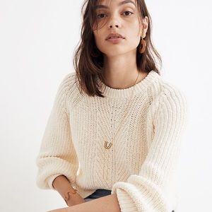 🌈WEEKEND SALE SPECIAL❤️Madewell Sweater